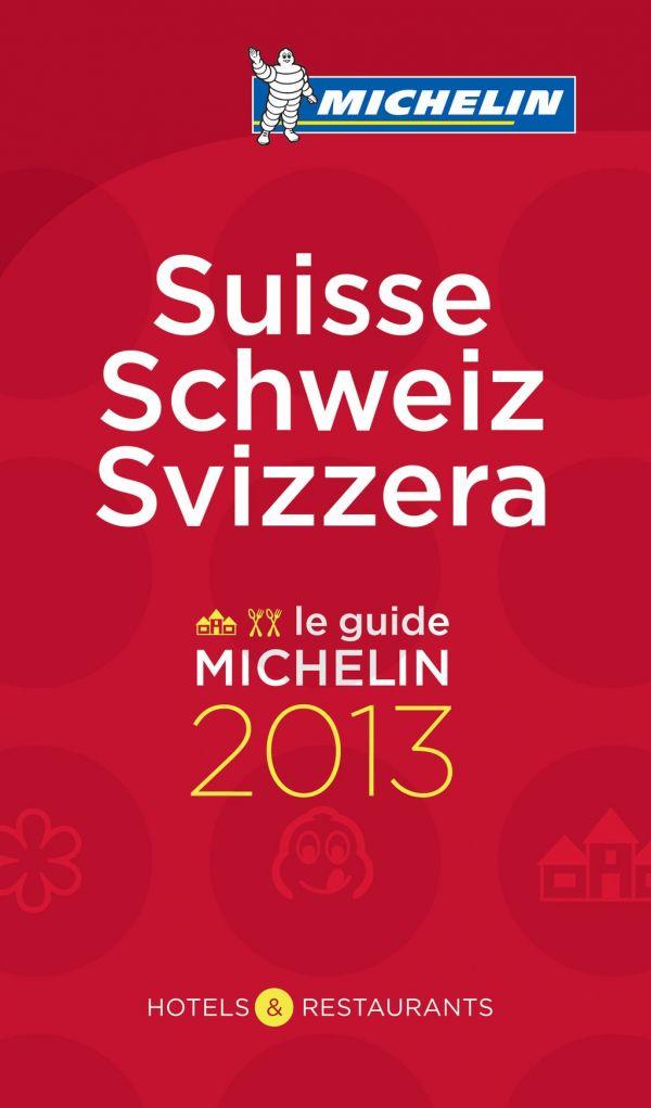 UN NOMBRE RECORD DE RESTAURANTS ÉTOILÉS DANS LA SÉLECTION DU GUIDE MICHELIN 2013!