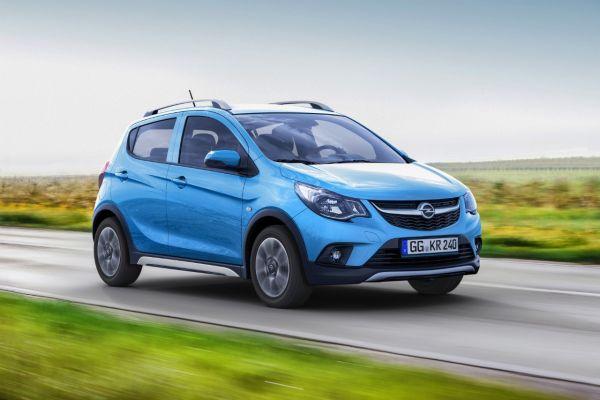 Nouvelle Opel KARL ROCKS