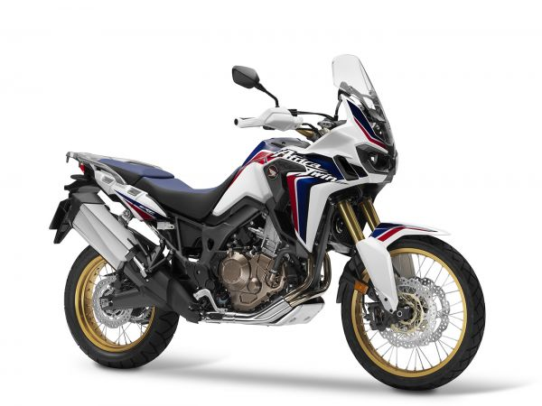 Nouvelle Honda CRF1000L Africa Twin 2016
