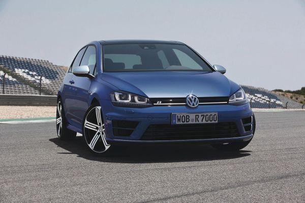 VW: La nouvelle Golf R