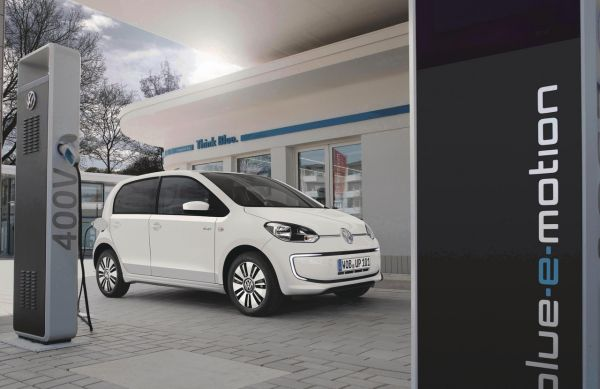 La nouvelle VW e-up! arrive sur le marché