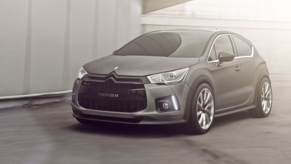 Genfer Salon Citroën: DS4 RACING CONCEPT 100% sportlich