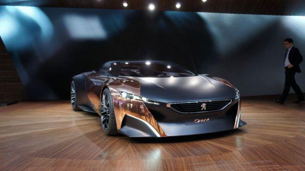 Mondial de l'auto 2012: Paris ist immer eine Reise wert