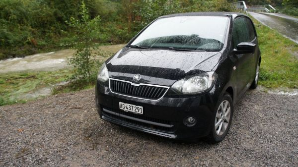 Skoda CITIGO GreenTec, 1.0