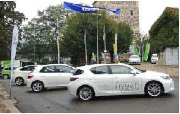 e'mobile: Ecocar Newsletter Dezember 2011