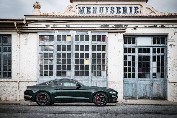 Ford Mustang BULLITT™ pour l'Europe