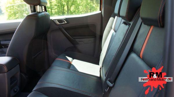 Der neue ford ranger 2012 kommt in die schweiz road and for Interieur ford ranger