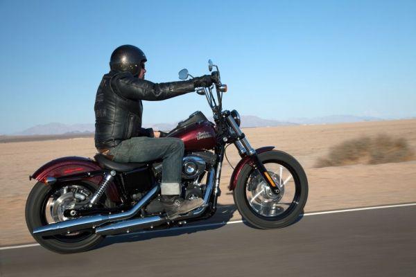 Harley-Davidson présente les derniers modèles: la Softail Breakout und Dyna Street Bob Special Edition
