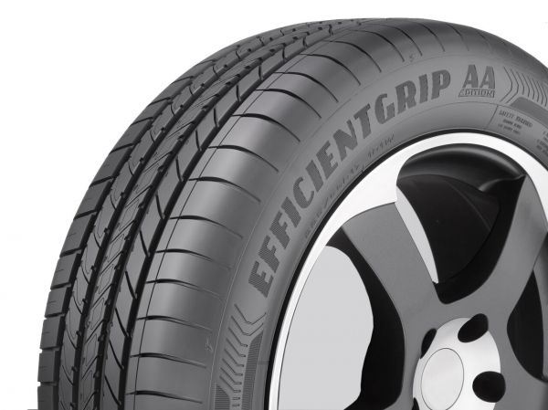 Goodyear présente son premier pneu classé AA