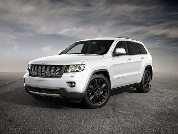 Genfer Salon 2012: JEEP
