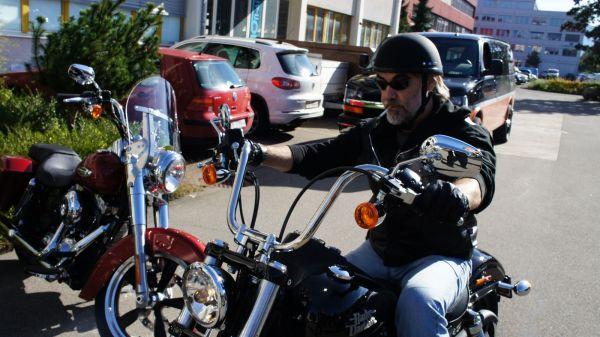 Harley Davidson 2013 general views - en route pour le 110 ème anniversaire, même le Pape sera de la partie!