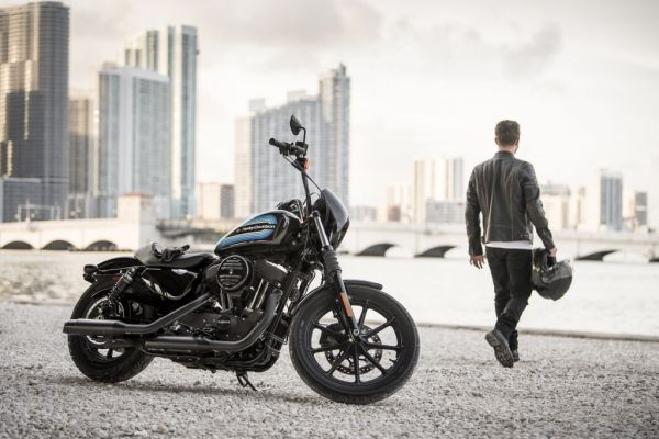 HARLEY-DAVIDSON FORTY-EIGHT SPECIAL® ET IRON 1200™