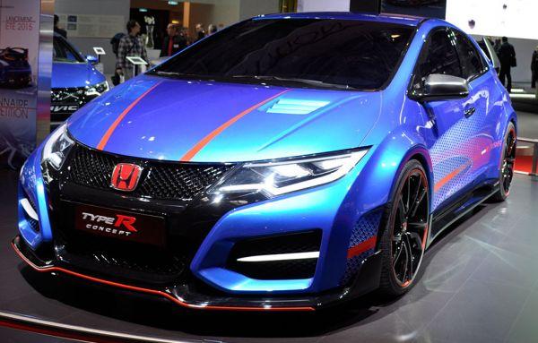 Honda au Mondial de Paris 2014