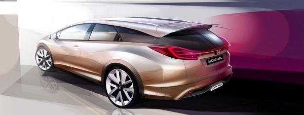 Weltpremiere von Honda am Automobilsalon Genf 2013