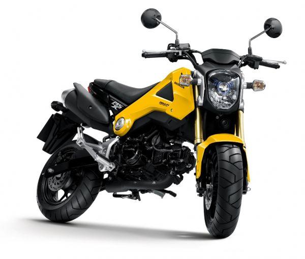 HONDA MSX125 2013:Honda bringt ein neues 125er Fun-Bike mit Kultpotenzial