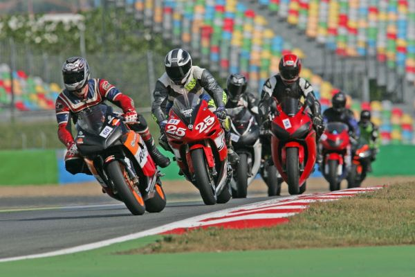 Honda Racing and Fun Days:Gentlemen, start your engines !