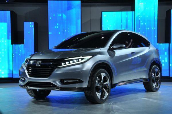 Le concept SUV urbain de Honda fête ses débuts mondiaux à l'occasion du 2013 North American International Motor Show