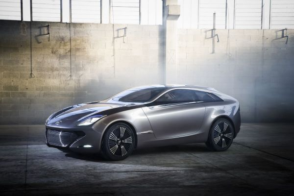Hyundai, salon de l'auto genève 2012