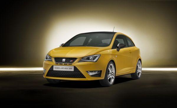Le Concept SEAT Ibiza CUPRA: