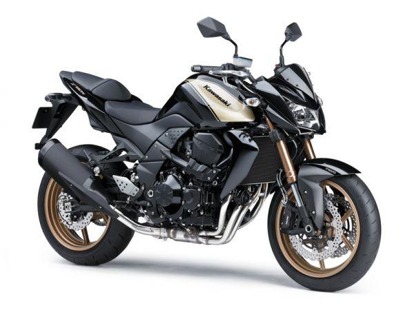 Kawasaki Z750R Model 2012