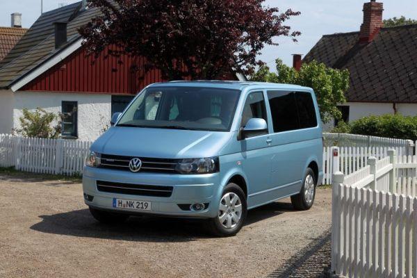 Kräftig und sparsam: Multivan BlueMotion nun auch mit 140 PS-TDI-Motor