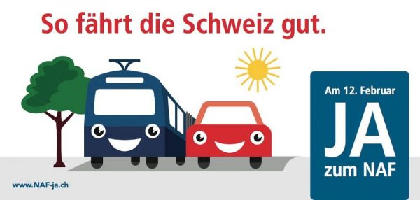 L'acceptation du FORTA  Fonds pour les routes nationales et le trafic d'agglomération