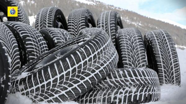 TCS: pneus d'hiver