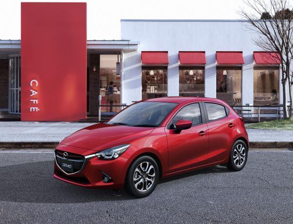 Mazda dévoile la nouvelle Mazda2