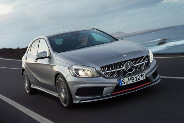 Die neue A-Klasse von Mercedes ist in den Startlöchern