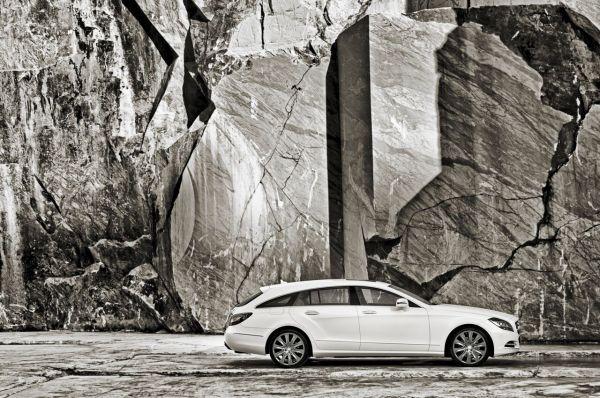 Mercedes-Benz CLS Shooting Brake - Indépendance et séduction