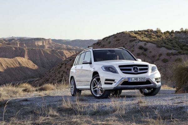 Mercedes: Classe GLK Nouvelle Génération
