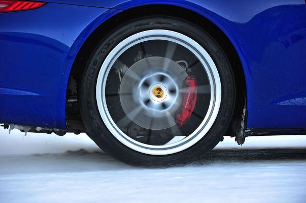 Michelin alpin A4 ou l'importance du choix d'un pneumatique hiver.