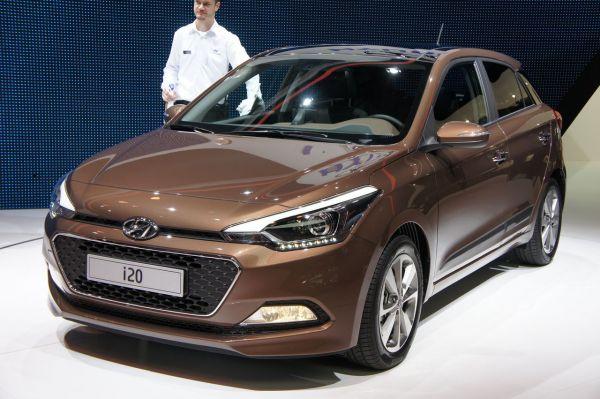 Hyundai au Mondial de Paris 2014
