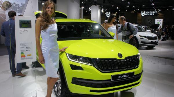 Mondial de Paris 2016 le SUV en vedette