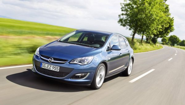 Opel Astra s'équipe d'un diesel ultra discret et de la technologie IntelliLink