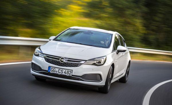 nouvelle Opel Astra OPC Line dans un style ultra-sportif