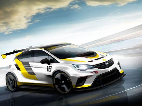 Une nouvelle Astra pour le circuit : Opel mise sur la compétition-client