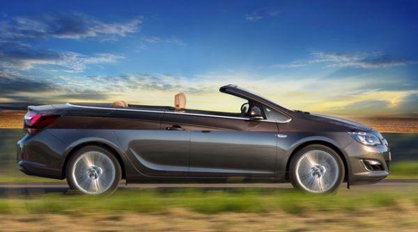 le nouveau cabriolet Opel s'appelle Cascada
