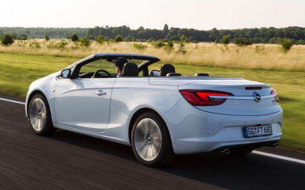 Opel Cascada 1.6 SIDI 200 cv