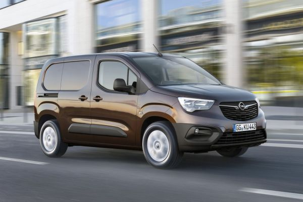 nouvel Opel Combo 2018
