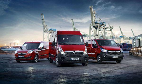 Plus propre, plus économique, plus confortable : les véhicules utilitaires Opel 2016