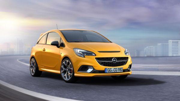 Nouvelle Opel Corsa GSi