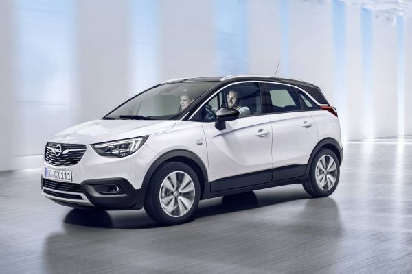 Opel Crossland X: Élégante pour la ville, décontractée comme un SUV