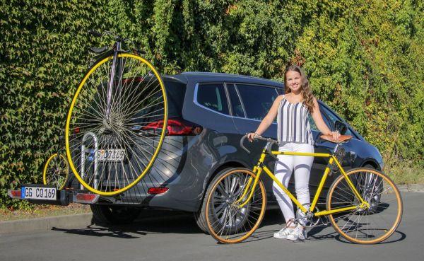 Opel Bicycle fête son 130e anniversaire