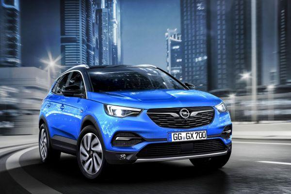 l'Opel Grandland X entre en scène