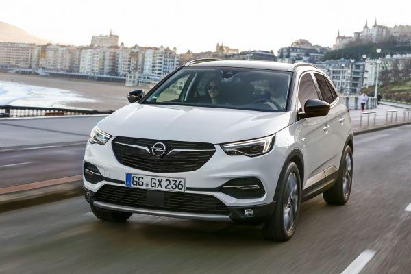 L'Opel Grandland X, aventureuse et athlétique
