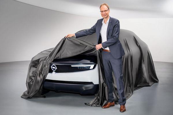 premier aperçu de l'Opel GT X Experimental