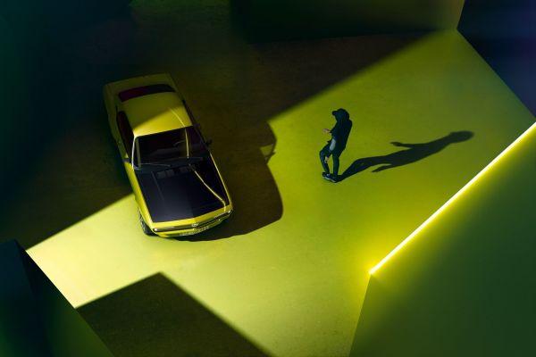 Retour vers le futur : l'Opel Manta s'électrifie !