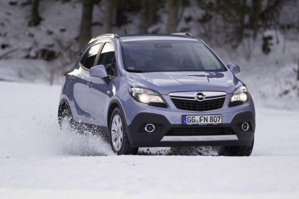 Opel 4x4: Intelligente Allradsysteme für mehr Sicherheit und Effizienz pour plus de sécurité et d'efficacité