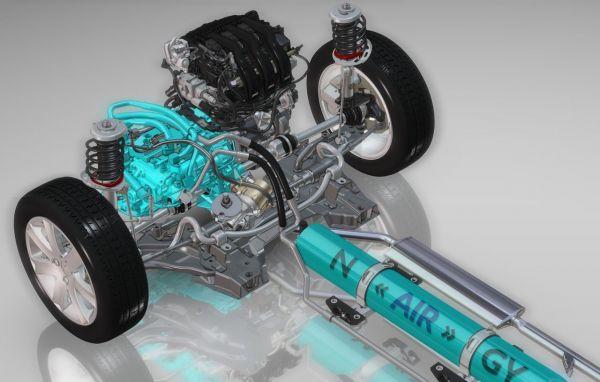 Peugeot 2008 hybrid air ein meilenstein der hybrid technologie